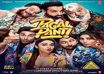 Download Pagalpanti Full MovieLeaked Online by Filmywap TamilRockers