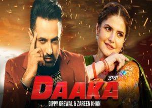 Download Daaka Punjabi Full Movie Leaked Online By Tamilrockers