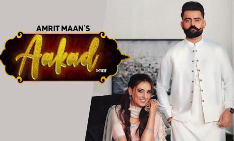 AAKAD AMRIT MAAN LYRICS