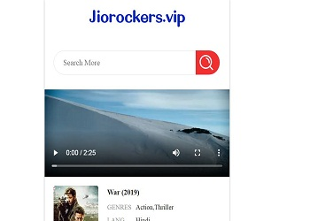 JioRockers Hindi