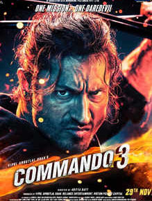 Commando 3 Hindi Full Movie Download
