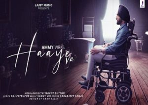 Haaye Ve Ammy Virk Lyrics