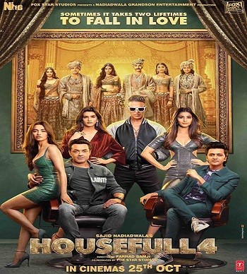 Hindi Movie HouseFull 4 2019 Download