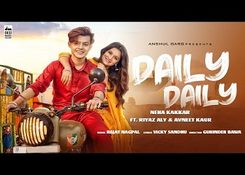 Daily Daily Lyrics Neha Kakkar