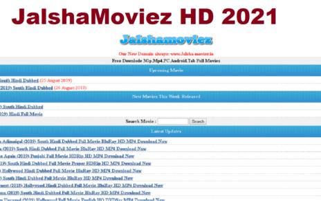 JalshaMoviez HD 2021